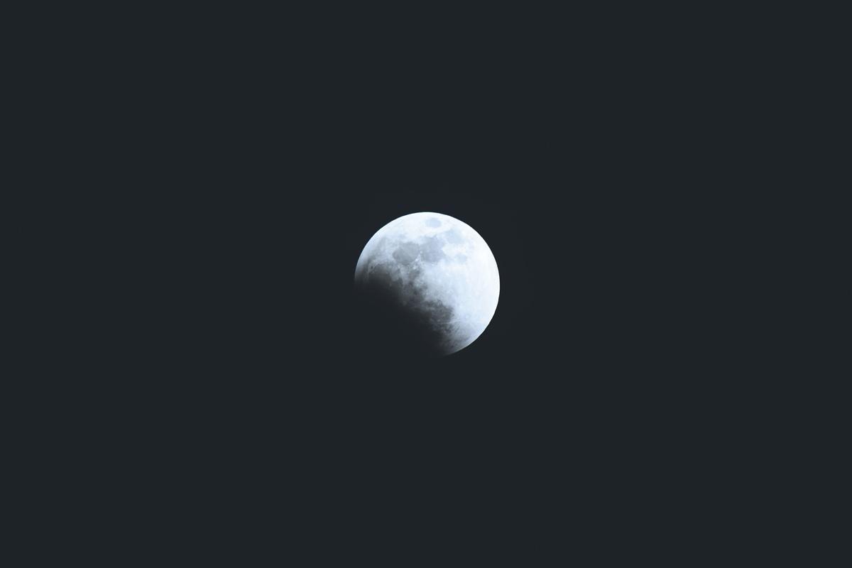 月の光浄化