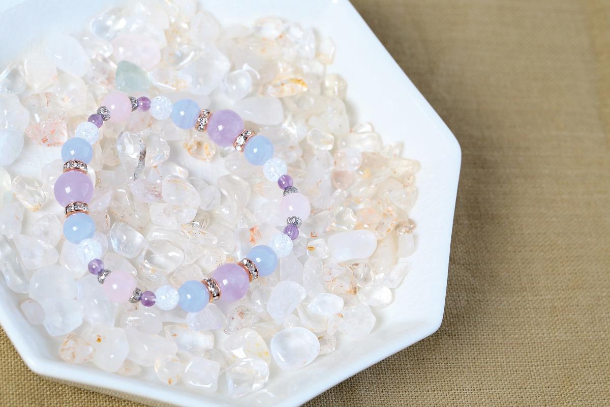ヒマラヤ水晶チップ浄化