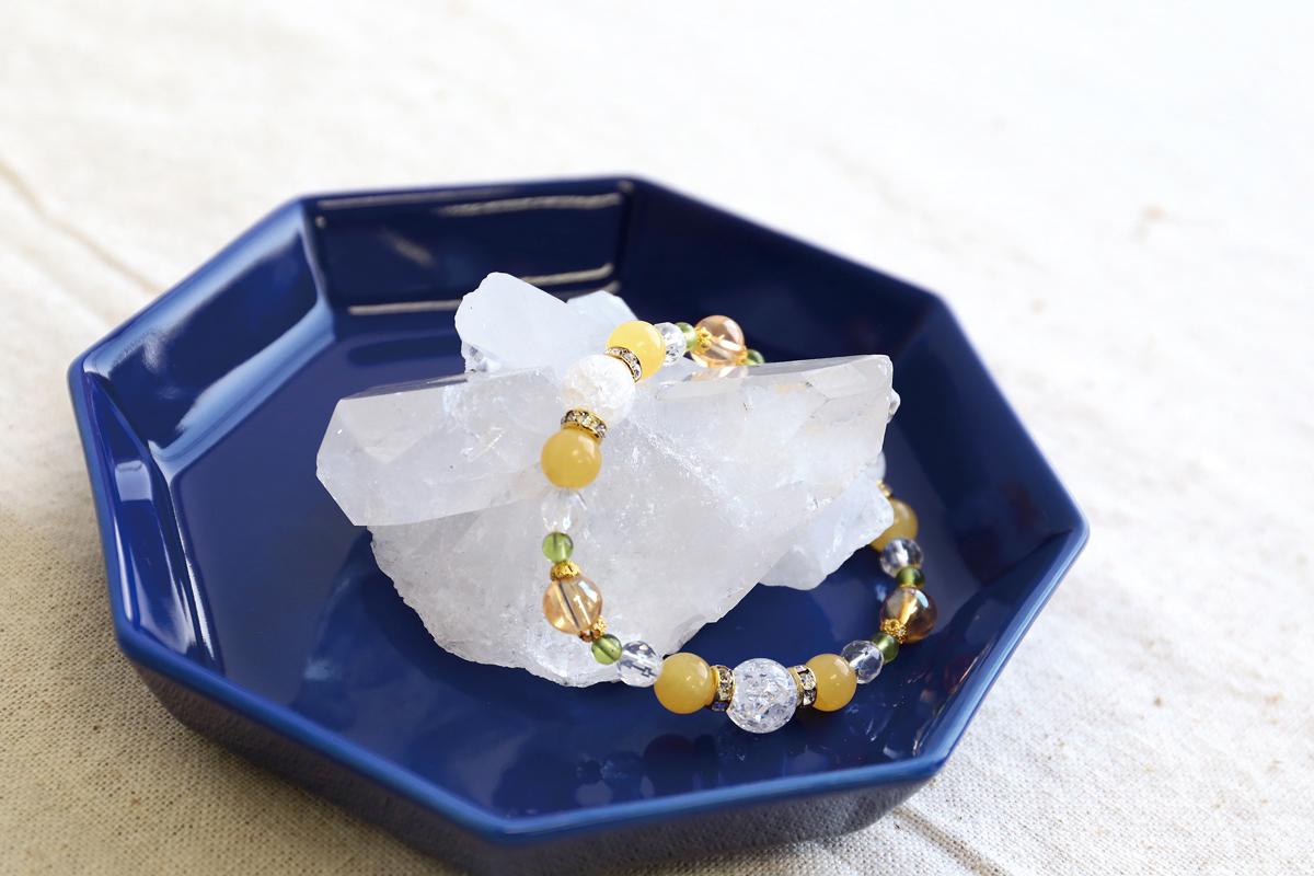 ヒマラヤ水晶クラスター浄化