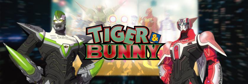 最悪で最高のBUDDYなヒーローブレス登場 !!<br />『TIGER & BUNNY』× ANAHITA STONES
